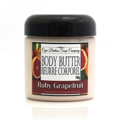 Body Butter - Ruby Grapefruit