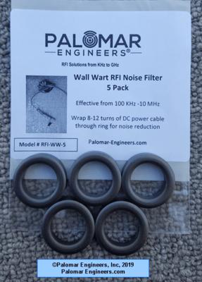 1008627777 - Wall Wart RFI Noise Filter