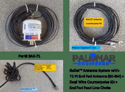 1220804583 - Bullet(TM) Baluns/Ununs
