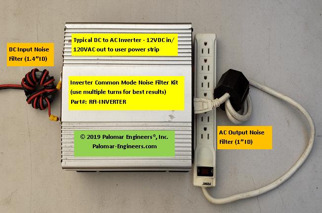 1725564652 - Wall Wart RFI Noise Filter