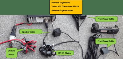 968021051 - Transceiver RFI Kits