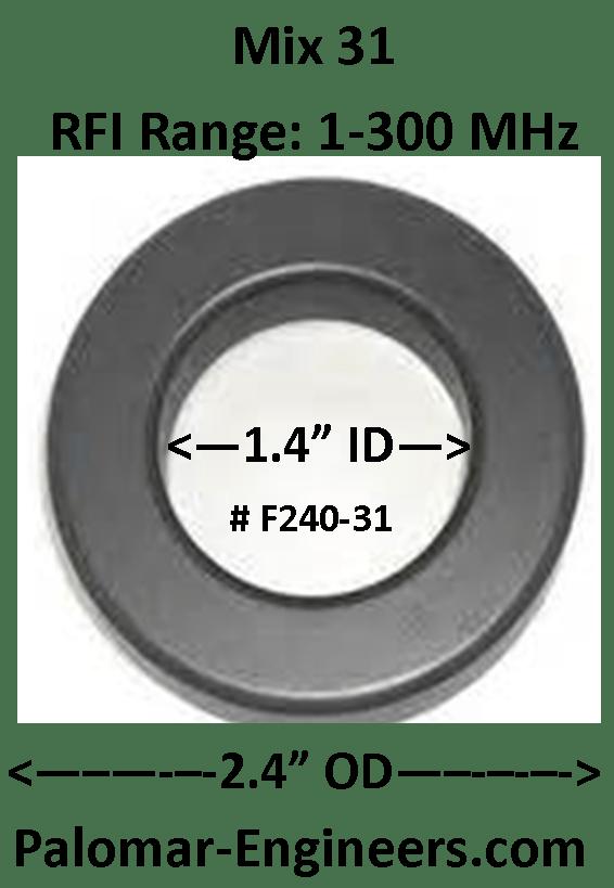 977476517 - Wall Wart RFI Noise Filter