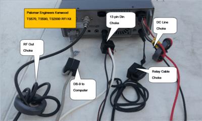 982808123 - Transceiver RFI Kits