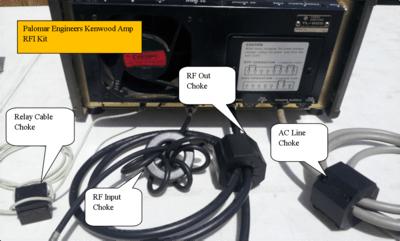983046587 - HF Amplifier RFI Kits