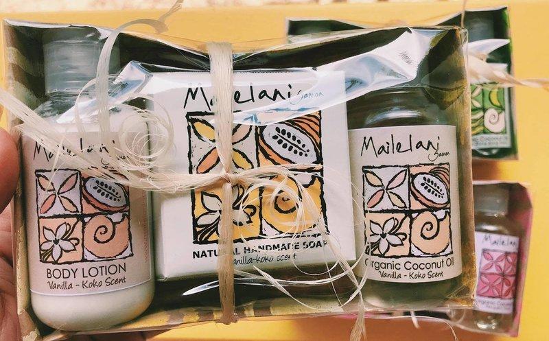 Vanilla & Koko Samoa - Gift set