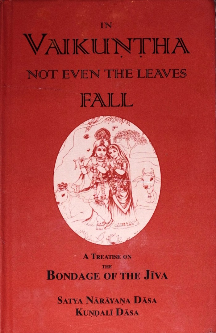 eBook: In Vaikuntha Not Even the Leaves Fall