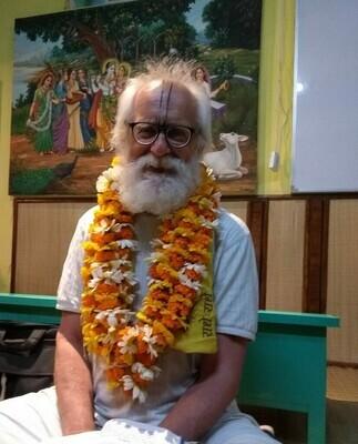 STUDIES - Bhakti Tirtha Course-5th Semester: Sanskrit Reading Class: Brhad-Bhagavatamrita continued, with Jagadananda Das