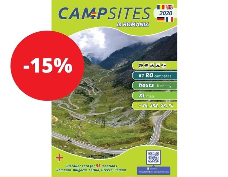 Campsites in Romania 2020