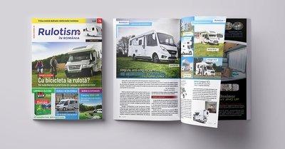 Abonament anual - revista tipărită
