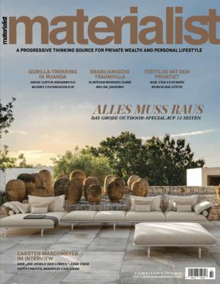MATERIALIST Ausgabe 14 inkl. Versandkosten Ausland