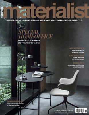 MATERIALIST Ausgabe 15 inkl. Versandkosten Ausland