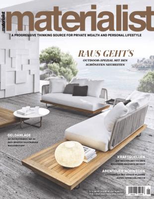 MATERIALIST Ausgabe 18 inkl. Versandkosten Inland