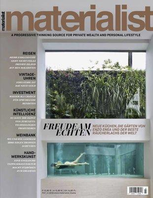 MATERIALIST Ausgabe 7 inkl. Versandkosten Ausland