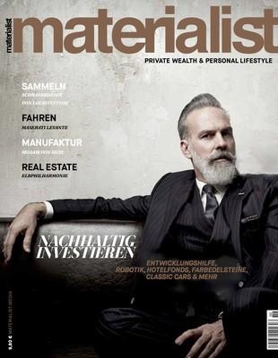 MATERIALIST Ausgabe 1 inkl. Versandkosten Inland