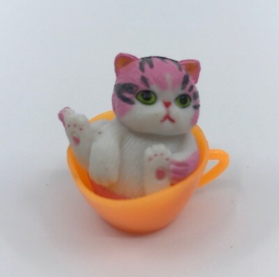 Cup of Cat Miniature