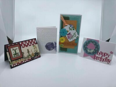 Card Kit with free postage