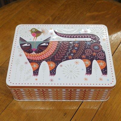Crafty Kitty Tin
