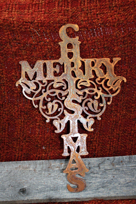 Merry Christmas Cross