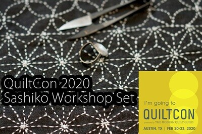 QuiltCon 2020 Sashiko Mastery - Required Workshop Supply