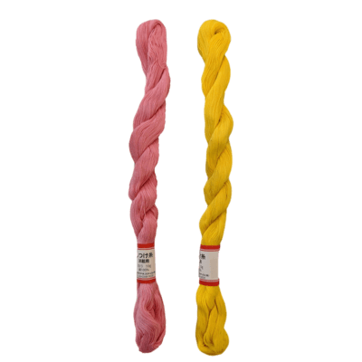 Cotton Basting Threads | White and Colorful