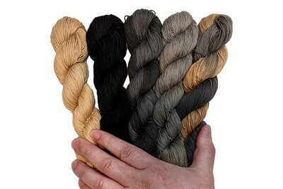 Kakishibu Dye Sashiko Thread | 2020 Collection