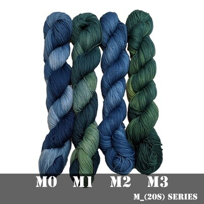 Spring Murazome Natural Dye Sashiko Thread | 2020 Collection