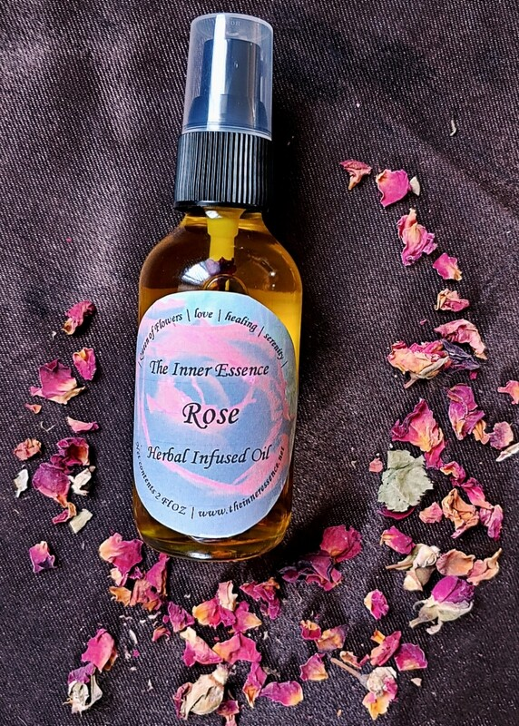 Rose Herbal Oil