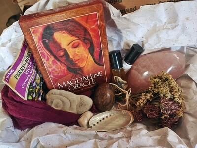 Divine Feminine Ritual Box