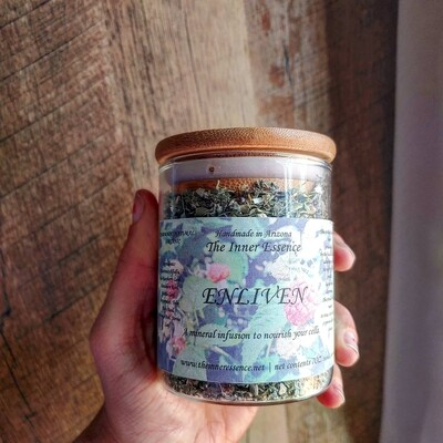 Enliven Mineral Tea
