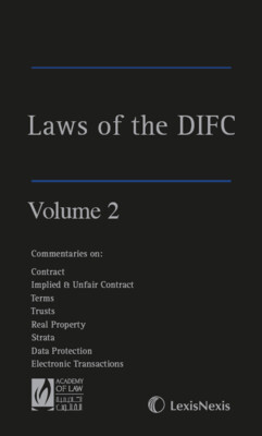 Laws of the DIFC - Volume 2