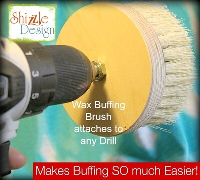 Drill Buffing Brush - best seller