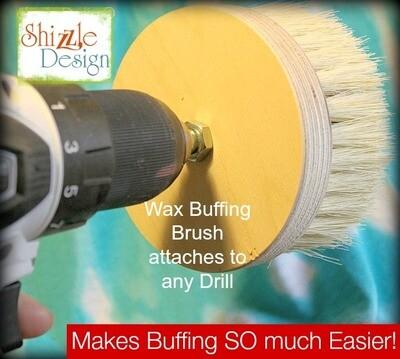 Drill Buffing Brush - best seller