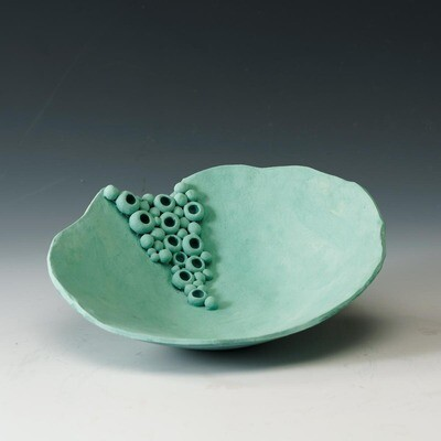 Everald Fantasy II (bowl) -- Hilda Bordianu