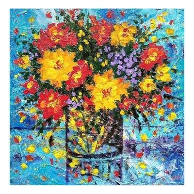 Flower Bliss -- Leanna Leitzke