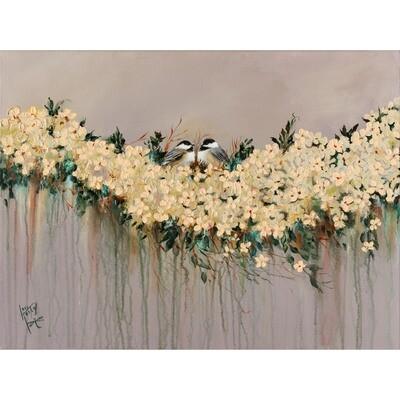 Chickadee Love -- Lois Haskell