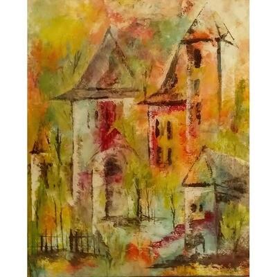 City Dreams -- Leanna Leitzke