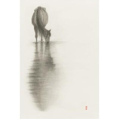 Reflection II -- Nam Kim