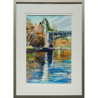 Montlake Bridge -- Joan Frey