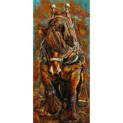 Work Horse -- Marcus Howell