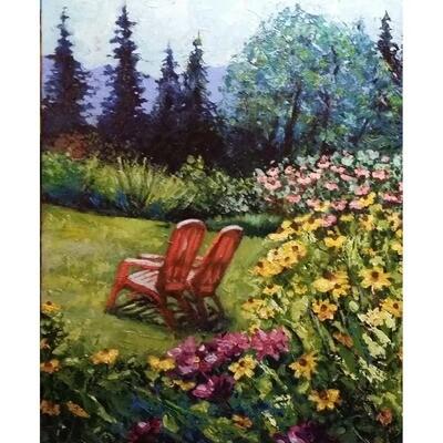 Pacific Northwest Summer -- Heidi Barnett