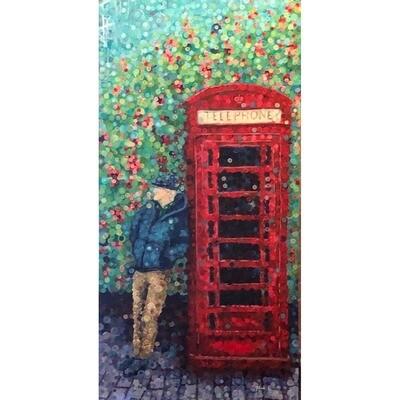 Phone Booth -- Heidi Barnett