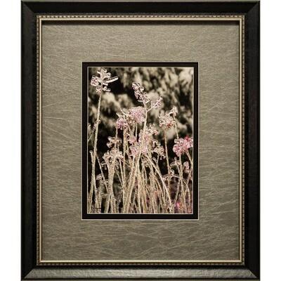 Ice Flowers -- Jean Burnett