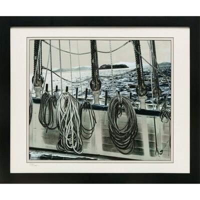 Ropes -- Jean Burnett
