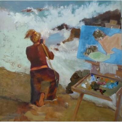 Documenting Mystery of the Sea -- Irena Jablonski