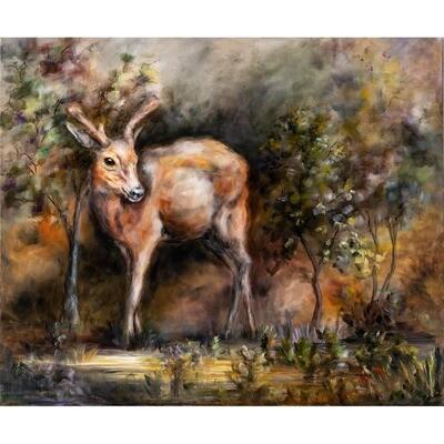 Precious Wildlife -- J. Goloshubin