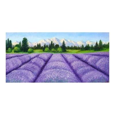 Sequim Lavender-II -- Leanna Leitzke