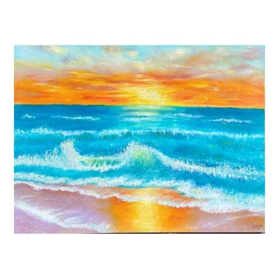 Ocean Bliss -- Leanna Leitzke