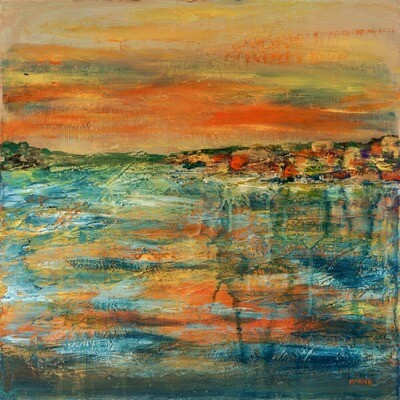 By The Sea -- Marne Jensen