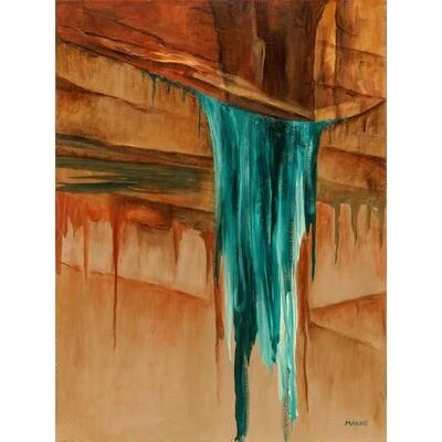 Canyon Falls -- Marne Jensen