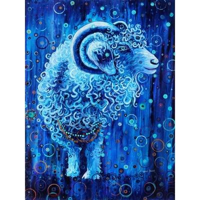 Cosmic Goat -- Heidi Barnett